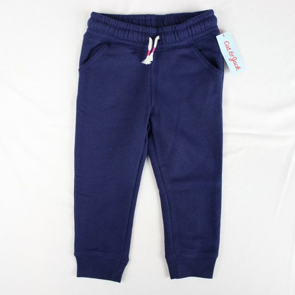 Cat & Jack Other - Cat & Jack Toddler Navy Blue Jogger Sweatpants 2T